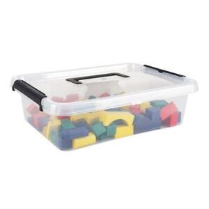 Aufbewahrungsbox-mit-Deckel-Spielzeugkiste-Sammelbox-Stapelbox-Kiste-Allzweckbox