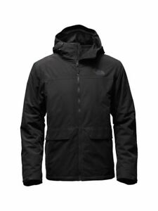 6865cd141509 NEW The North Face Men s Canyonlands Triclimate Jacket in Black ...