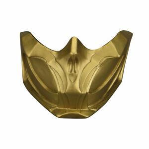 Mortal Kombat 11 Cosplay Scorpion Mask Hanzo Hasashi Halloween