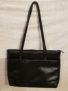 Edle-Damentasche-Schulter-Hand-LEDER-Tasche-Bag-EDEL-Ledertasche-RAR-Handtasche