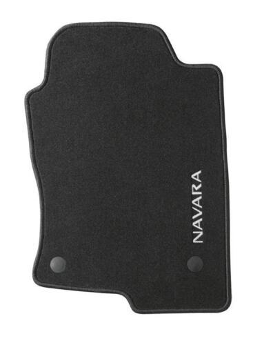 Genuine Nissan Navara Floor Mats Set of 4 KE7555X411