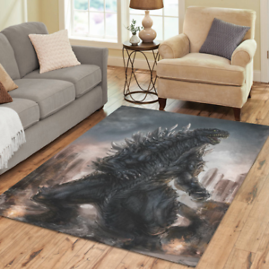 New-Popular-Rugs-Floor-Rug-Home-Mat-Custom-Godzilla-Area-Rug-Decorative-Carpet