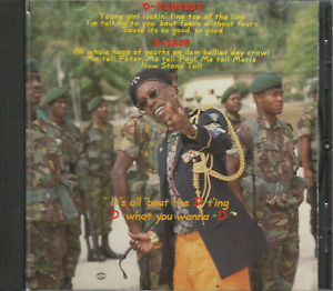 Music-CD-General-Grant-Now-Stand-Tall