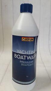 Jotun-500ml-Yachting-Marine-Boatwash-Bootsreiniger-auf-Wasserbasis-1-Liter