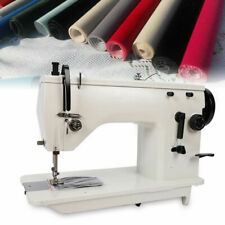 Industrial Strength Sewing Machine Head Upholstery Denim Cotton With Walking Foot