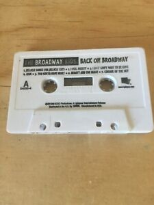 The-Broadway-Kids-Back-On-Broadway-Cassette