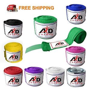 Expressif Ard Boxing Hand Wraps Boxing Bandages Wrist Protecting Fist Punching 10-colours