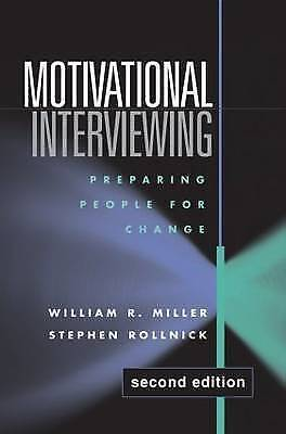 Motivational Interviewing, Second Edition: Preparing People for Change-ExLibrary