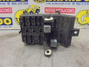 SCATOLA-FUSIBILI-Renault-Laguna-B56-1998-gt-1-9-dCi-RXE-1-9-Ltr-79-kW-dCi