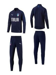 PUMA ITALIA Herren Trainingsanzug Fussballanzug Sport