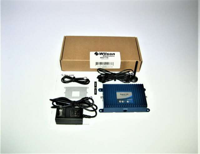 Wilson Electronics 460119 Direct Connect 4G Signal Booster Amplifier Kit ~ *NEW*