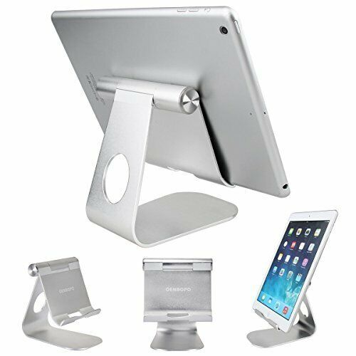 Tablet Stand Holder,iPad Stand Rotatable Aluminum Desktop Samsung Ipad Pro Mini