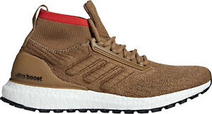 Details zu adidas Ultra Boost All Terrain Mens Running Shoes Brown
