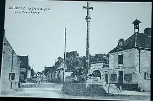 46800 Ak Souchez La Croix De Gres Et La Rue Di. Arras