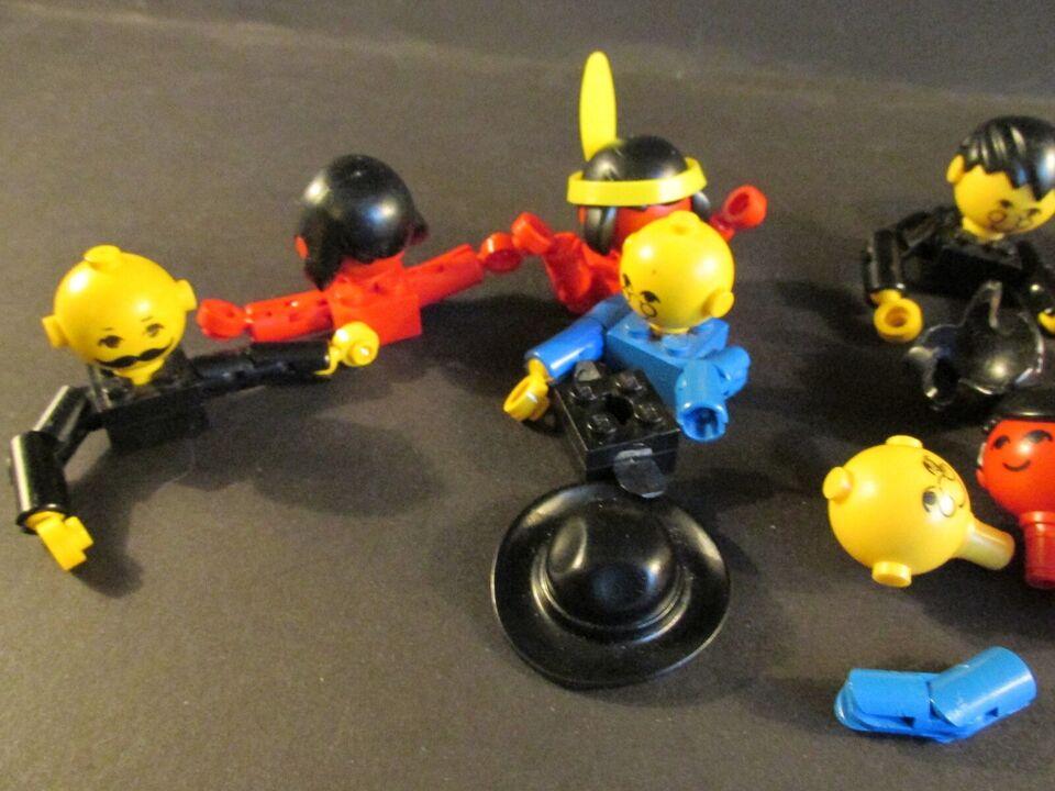 Lego andet, Diverse figurer