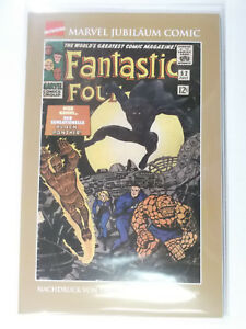 Marvel-Jubilaeum-Comic-FANTASTIC-FOUR-52-von-1966-Reprint-Zustand-1
