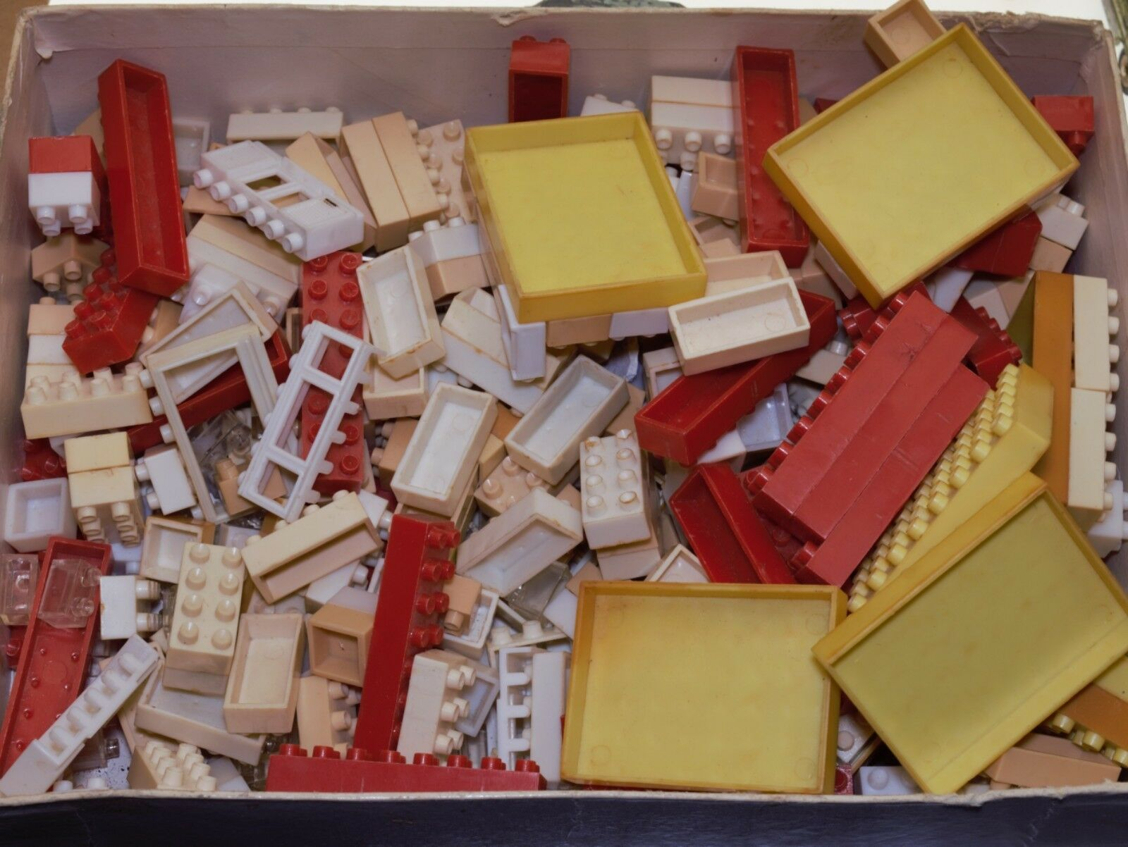 LEGO Toy Game Vintage  Bulgarian Construction Game 1969s