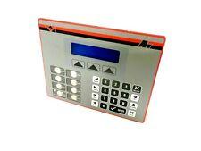 RED LION CX100000 CX100 OPERATOR INTERFACE TERMINAL 2X20 VFD