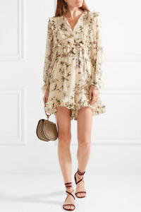 0e19a83f5cf Image is loading NEW-w-Tag-AUTH-ZIMMERMANN-WOMENS-Maples-Frill-