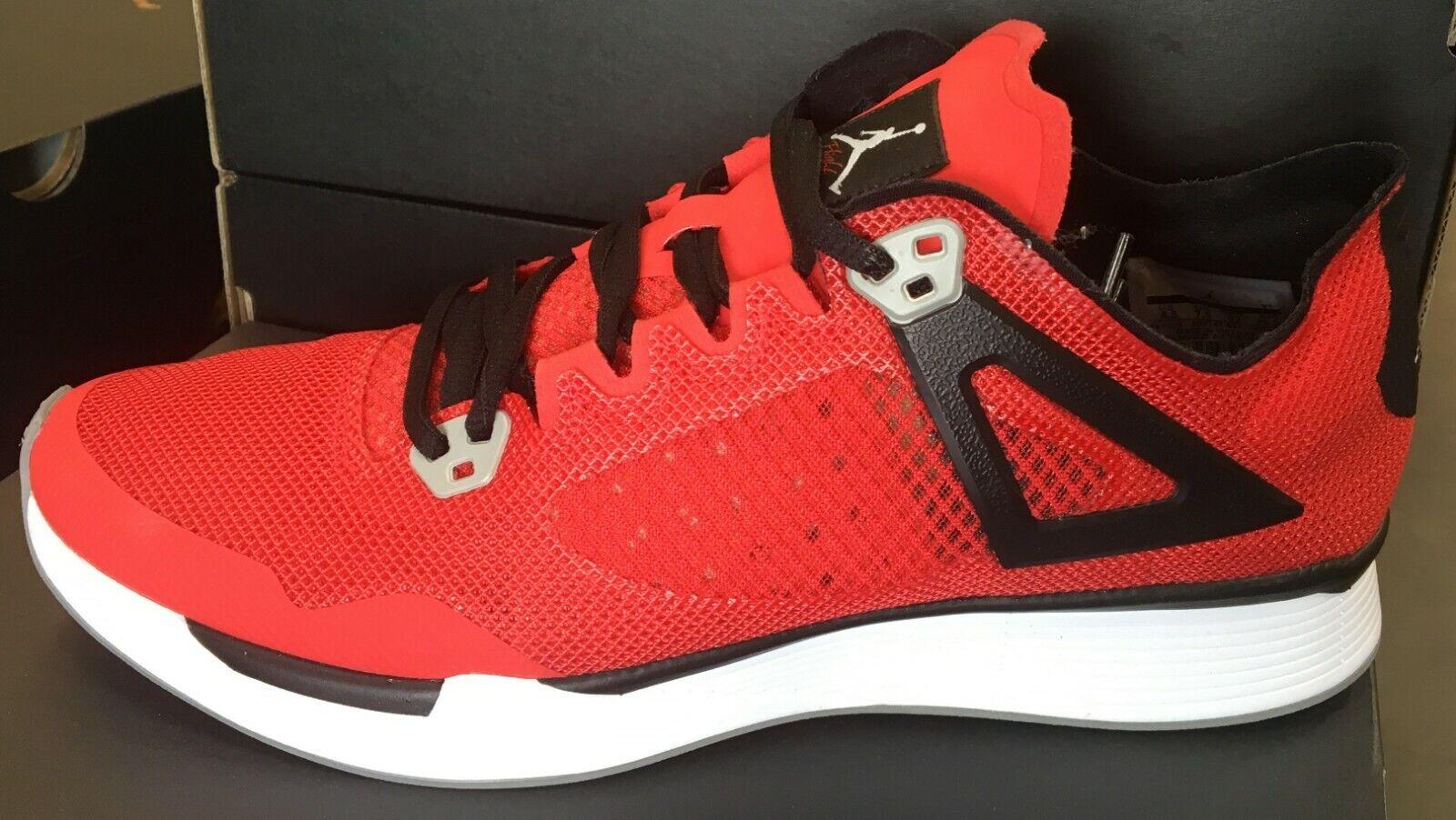 Jordan 89 Racer  Men's Running Basketball Training shoes  Red  AQ3747 600   K