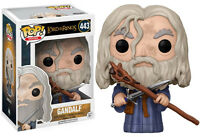 Pop Movies: Lord Of The Rings - Gandalf Funko 443