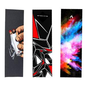 Longboard Grip Tapes Sandpaper Sticker Dancing Board Outdoor Sports Colorful