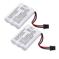 2x Home Cordless Phone Battery For Ge: Tl96402 Tl26402 Tl86402 Tl-96402 Tl-26402