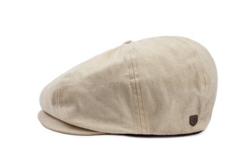Off White Brixton Hats Brood Bakerboy Cap