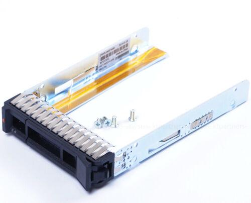 "2.5/"" SAS//SATA Drive Caddy Tray Sled 00E7600 for IBM X3100 X3250 X3550 X3650 M5"