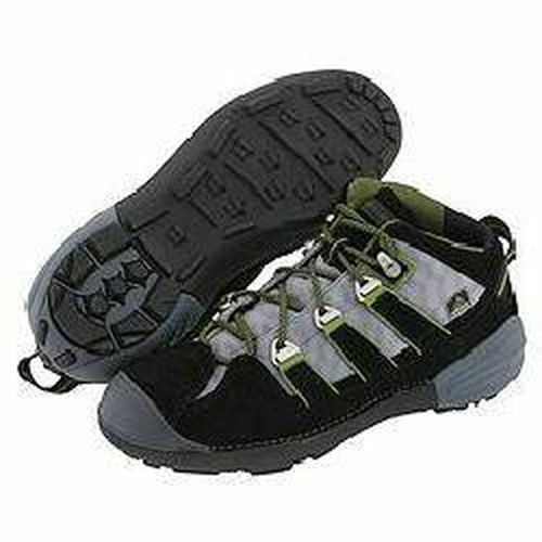 NEW '05 RARE Adidas EQT F11 Lateral 0 Equipment Black/Grey/Green MEN US6.5/11.5