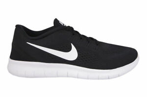 79730854638e Men s Nike Free Run Running Shoes Black White Anthracite 831508 001 ...