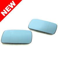 99-05 Bmw E46 3-series 4dr Polarized Blue Anti-glare Split Mirror Glass on sale