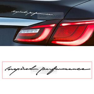 Image Is Loading Inspired Performance Logo Graphics Vinyl Decals Custom Car