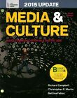 Loose-Leaf Version of Media and Culture with 2015 Update 9e & Launchpad for Media and Culture with 2015 Update 9e (Six Month Access) by University Christopher R Martin, Professor Bettina Fabos, University Richard Campbell (Multiple copy pack, 2014)