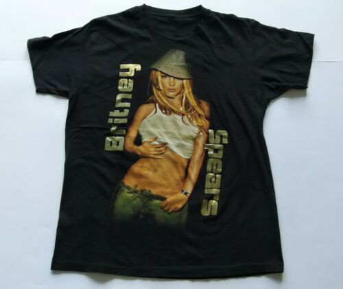 Britney Spears 2010 Tour Shirt