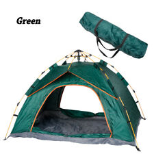 Park Camouflage Camping Tent 2-3 Person Camouflage Tent Instant Auto Pop-Up