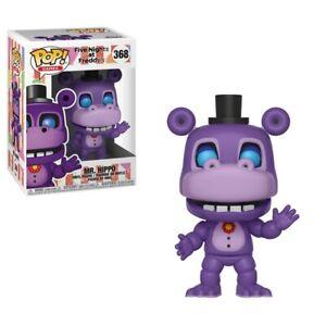 Funko-POP-Five-Nights-At-Freddy-039-s-6-Pizza-Sim-Mr-Hippo-Brand-New-In-Box