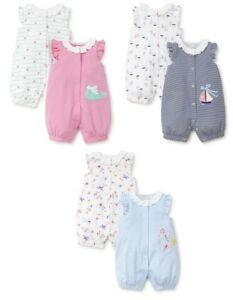 New-Little-Me-Baby-Girl-039-s-2PC-Rompers-Set-Pick-Size-amp-Color-MSRP-24-00