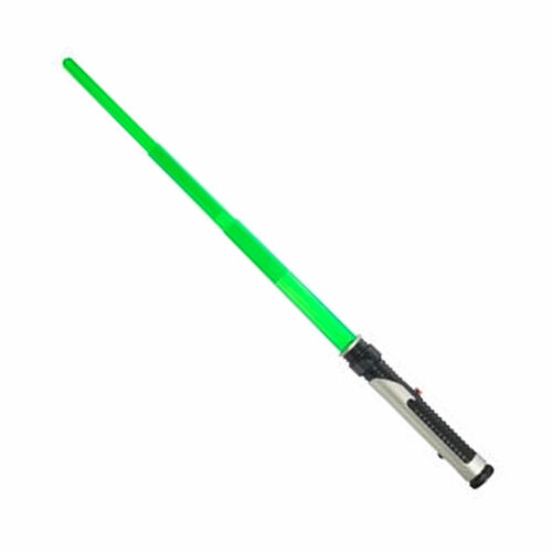 1PC Hasbro Star Wars Electronic Lightsaber MACE WINDU//DARTH VADER//QUI-GON JINN