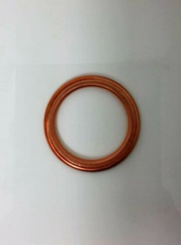 Copper Exhaust Gasket For Yamaha SR 125 3MW8 1999