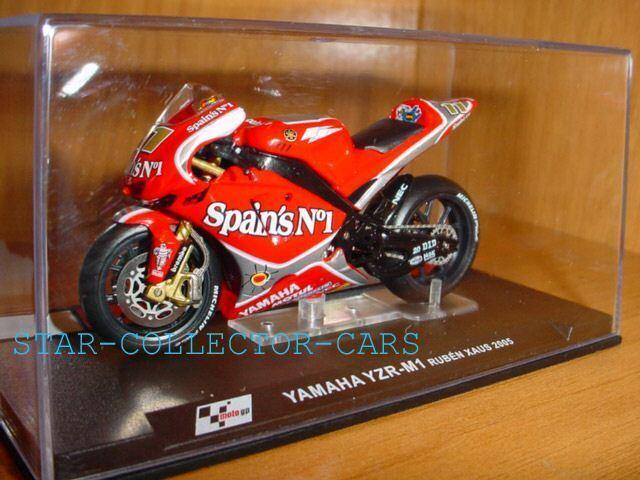 YAMAHA YZRM1 YZR-M1 TONI ELIAS 2005 1//24 MOTO-GP #24