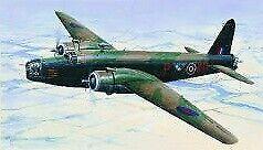 Wellington Mk.III Aircraft 1 48 Plastic Model Kit TRUMPETER