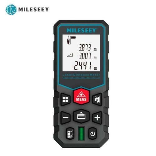 Laser Distance Meter Electronic Roulette Digital Tape Range Finder Measure Tool