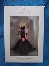 2012 Hallmark Silkstone Barbie Collector Club Stunning in the Spotlight Ornament