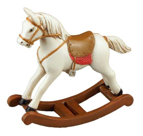 Reutter porcelana caballito Rocking Horse muñecas Tube 1:12 tipo 1.759//0