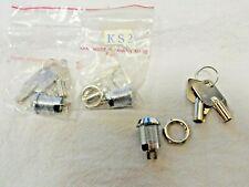 Key Switch Ks2 Onoff Lot Of 3 With Barrel Keys