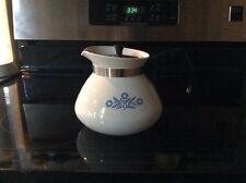 Vintage Corning Tea Pot 6 Cup