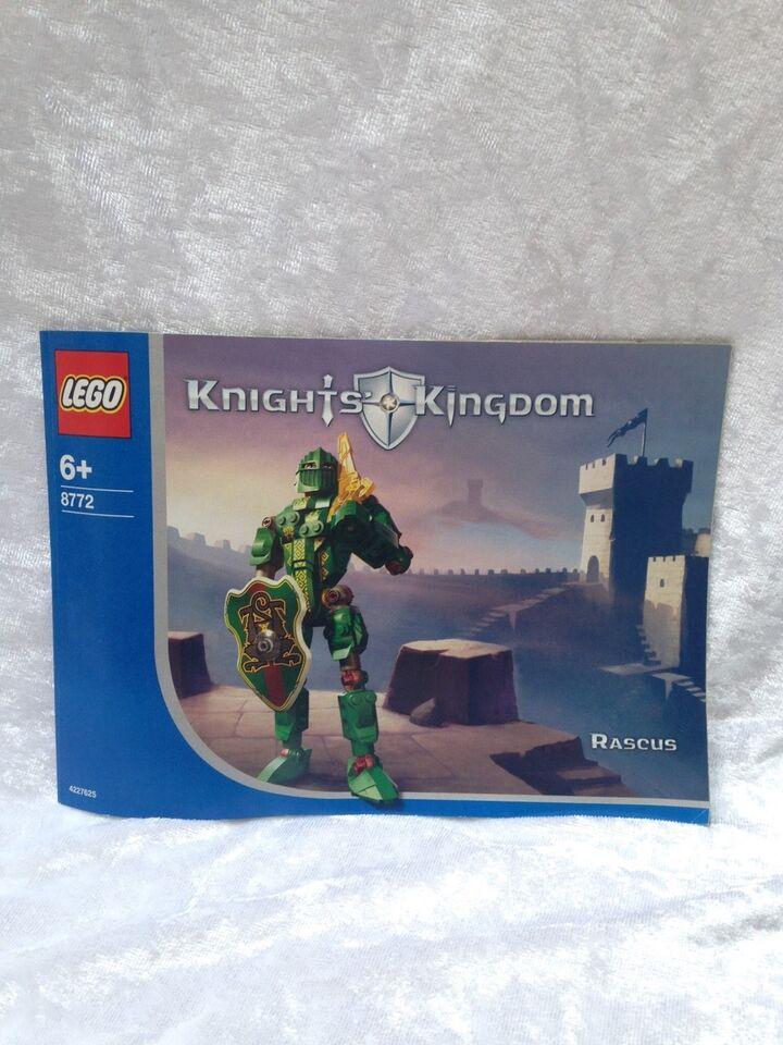 Lego Kingdoms, 8772