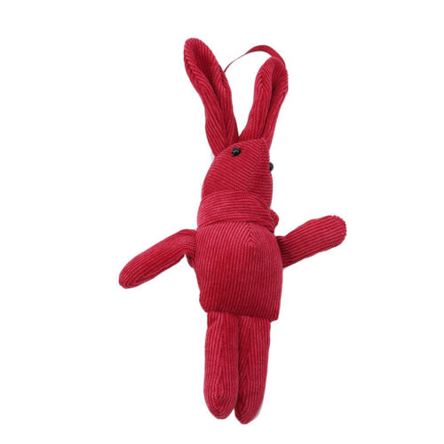 Corduroy Soft Long Ears Bunny Rabbit Animals Doll Kids Toys Gift 6A