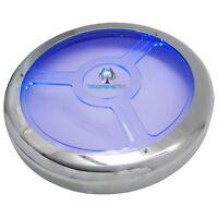 Cd315 Audiobahn 15 Universal Subwoofer Speaker Woofer Sub Grill Red Blue Led